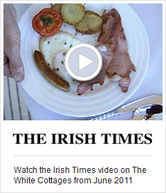 Watch the Irish Times video on The White Cottages from June 2011